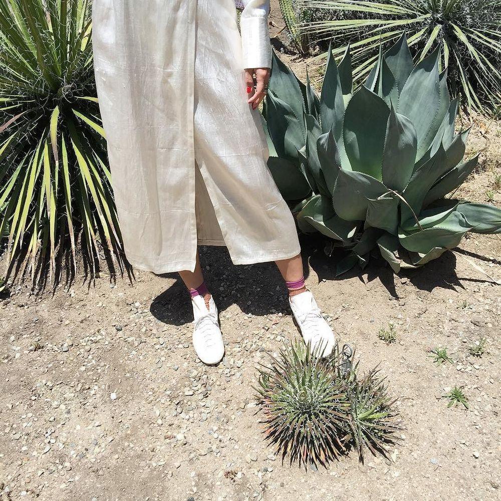 desert garden with @cassiamandaa @durimel