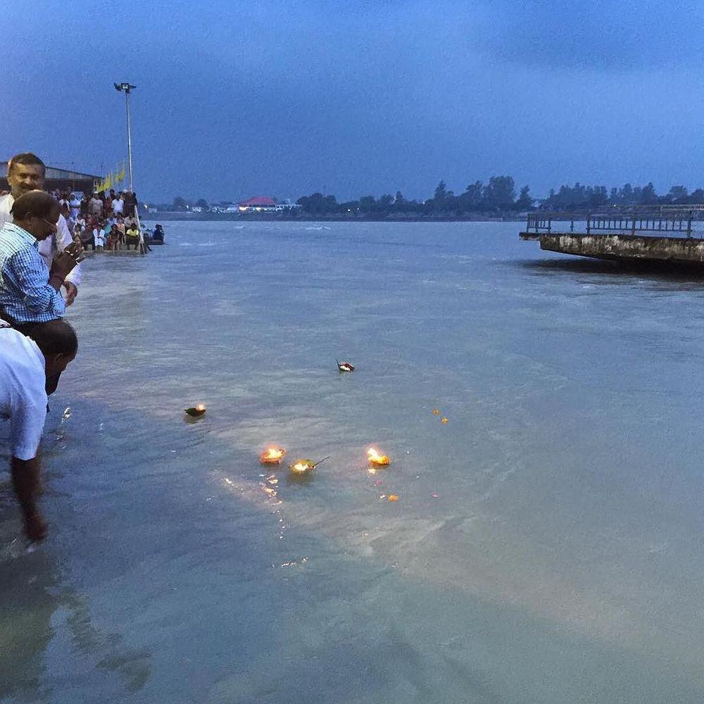 Ganges summer