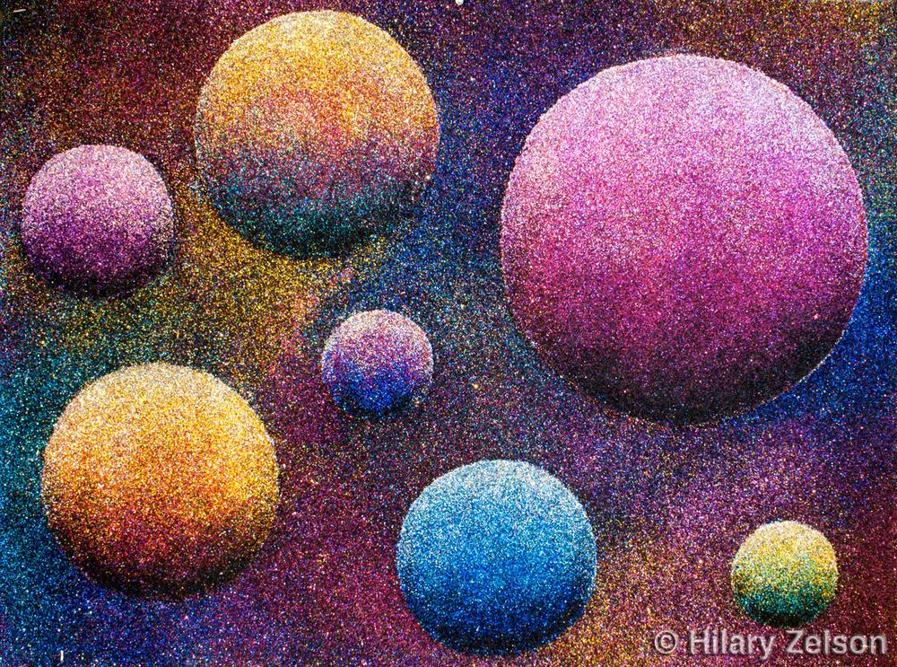 Bubbles V