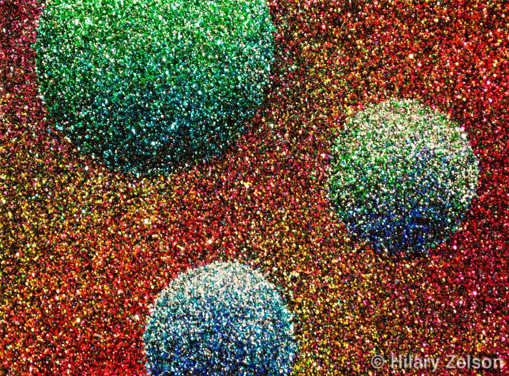 Bubbles VIIII