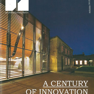Naremburn House, DARCH Tour,  Architecture Bulletin magazine