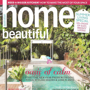 Turramurra Park House, Australian Home Beautiful magazine