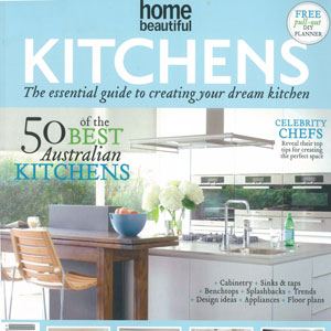 Neutral Bay House, Home Beautiful Kitchens magazine