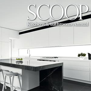 Naremburn House bathroom, Scoop Kitchens and Bathrooms Annual