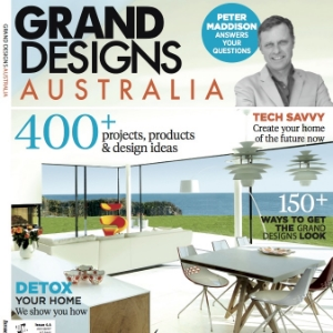 Feature on Naremburn House, Grand Designs magazine