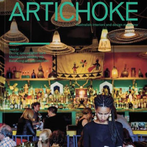 College Street office refurbishment, Artichoke magazine
