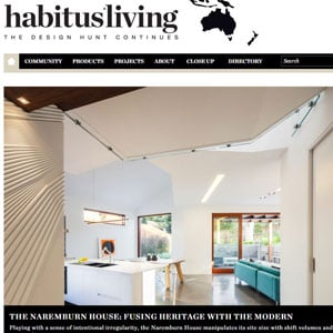 Naremburn House, habitusliving.com
