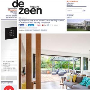 Escu House, dezeen.com