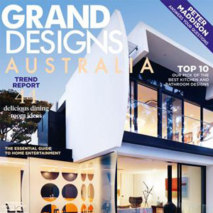 Feature on Escu House, Grand Designs magazine