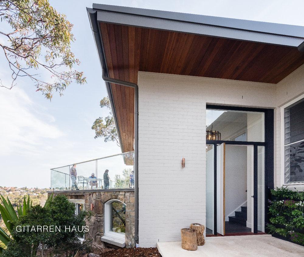 Bijl Architecture Gitarren Haus Home