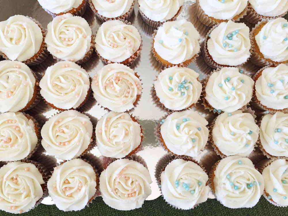 Cupcakes by Sugar & Feist