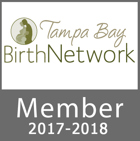 Tampa Bay Birth Network Member Badge