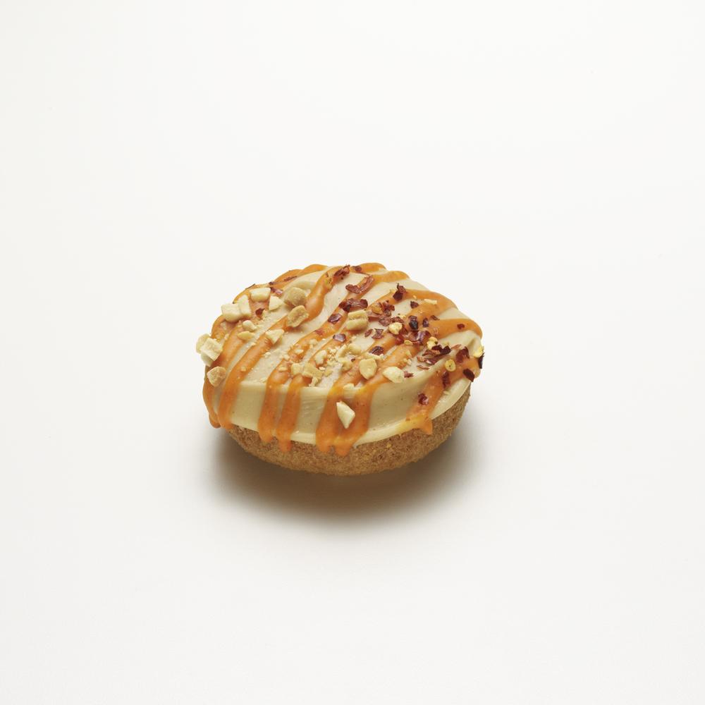 CHART TOPPER  • peanut butter & sriracha