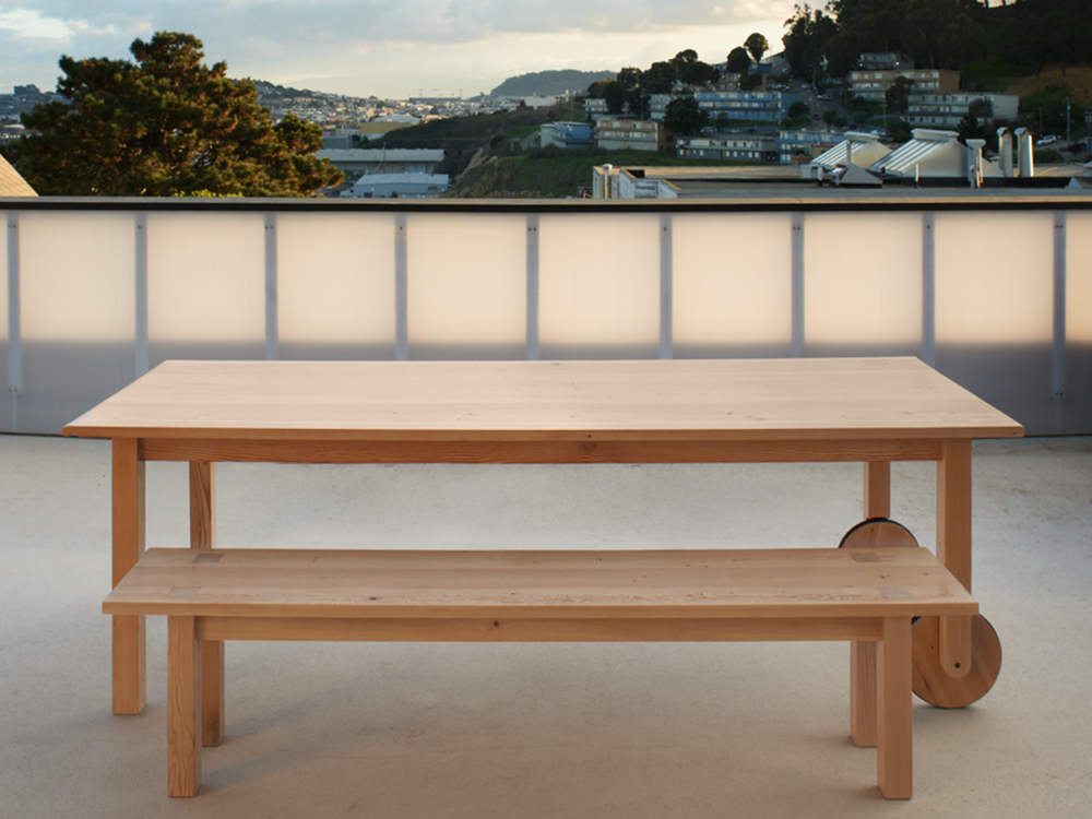 barrowtable and bench outside.jpg