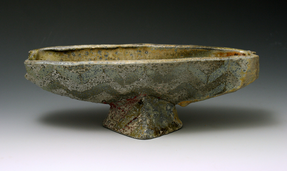 Small Serving Boat (back)