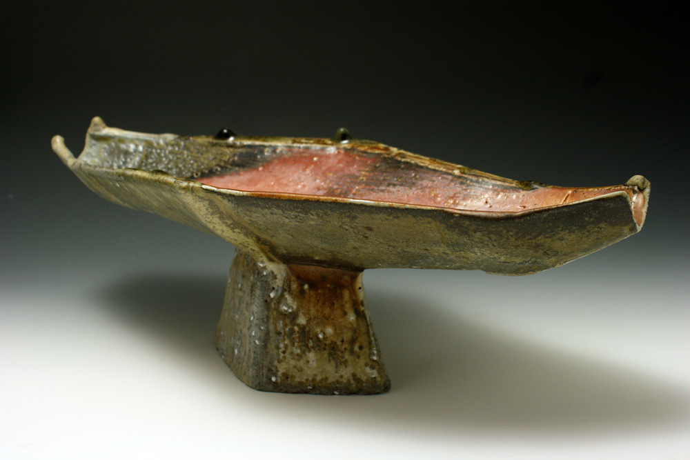 Large Serving Boat 1