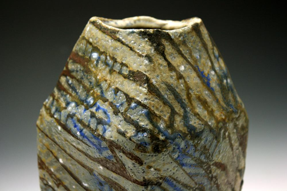 Dazzle Vase (detail)