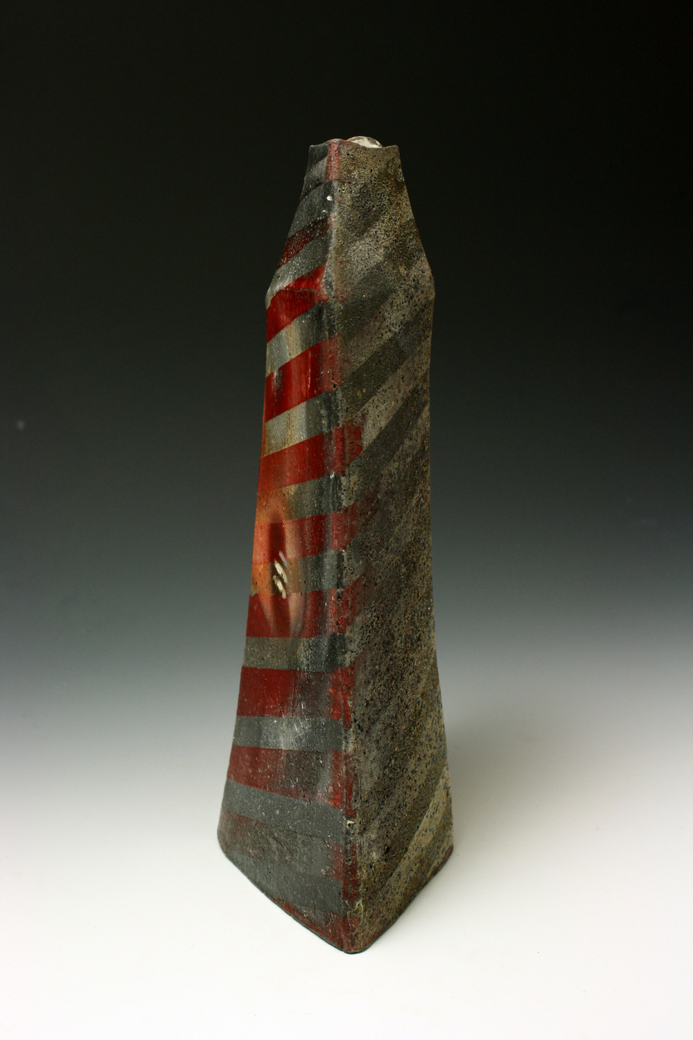 Lighthouse Vase (side view)