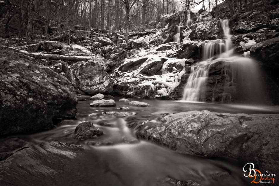 Dark Hollow Falls, Shenandoah, VA.