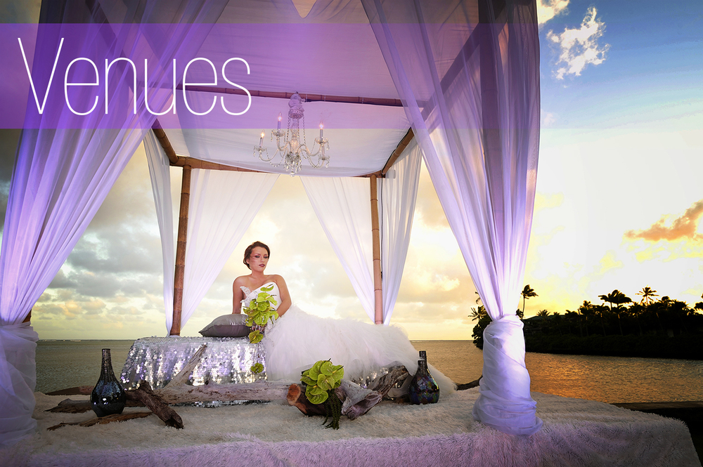 Click to view images of bridal and event venues.