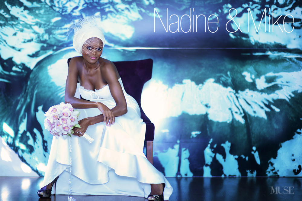 A complete set of photos from Nadine's wedding will be posted online shortly. Thank you for your patience. Click to view a larger size version of this photo.