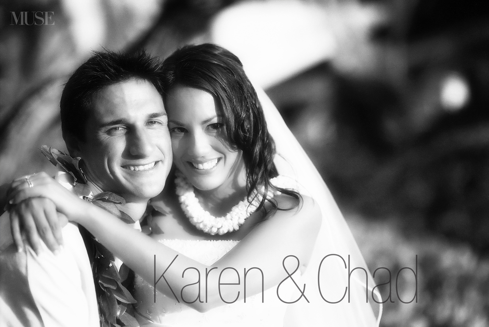 A complete set of photos from Karen's wedding will be posted online shortly. Thank you for your patience. Click to view a larger size version of this photo.