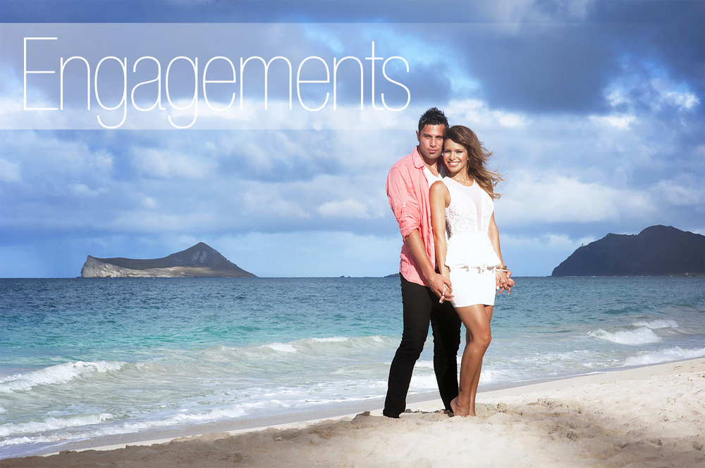 Click to view MUSE Bride engagement images.