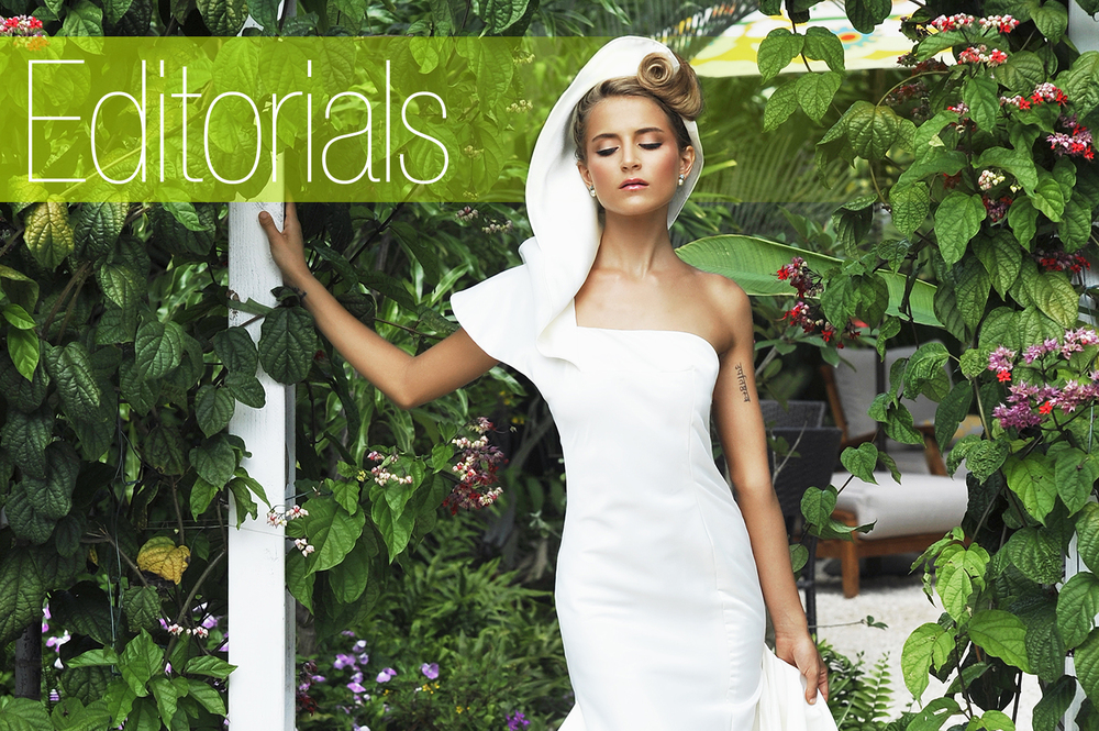 Click to view MUSE Bride editorial images.