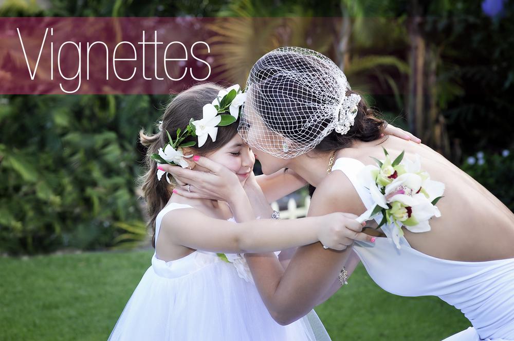 Click to view MUSE Bride vignettes.