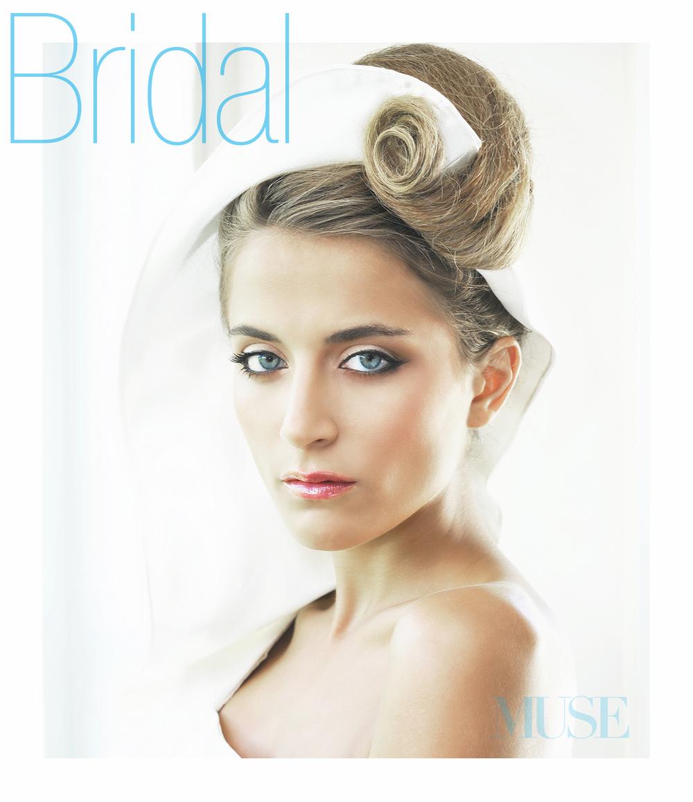 Click to view MUSE Bridal makeup and hair.