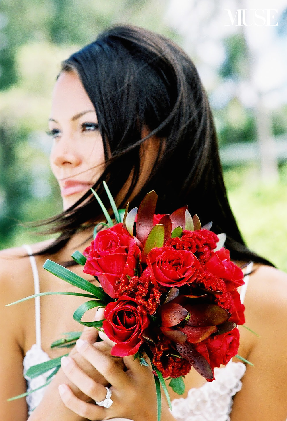 MUSE Bride Floral Editorial