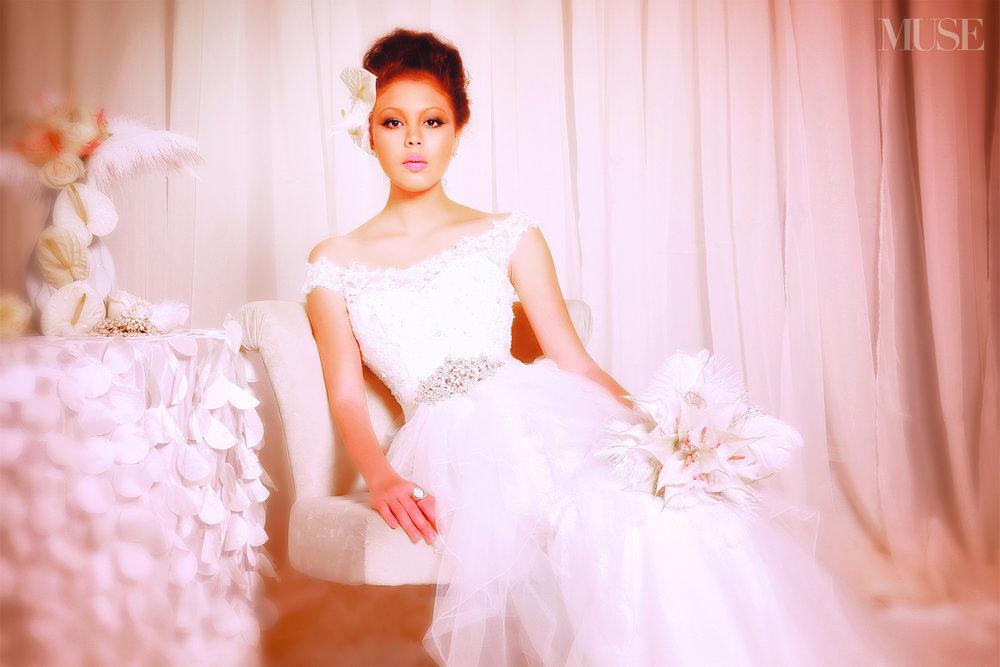 MUSE Bride Bridal Editorial