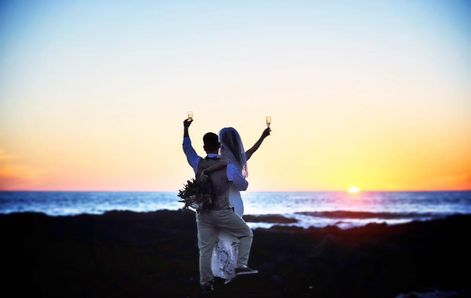 MUSE Bride Big Island Wedding