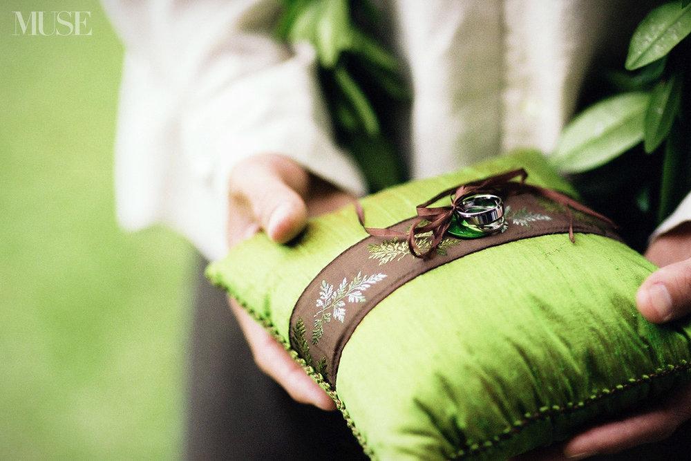 MUSE Bride Hanalei Wedding