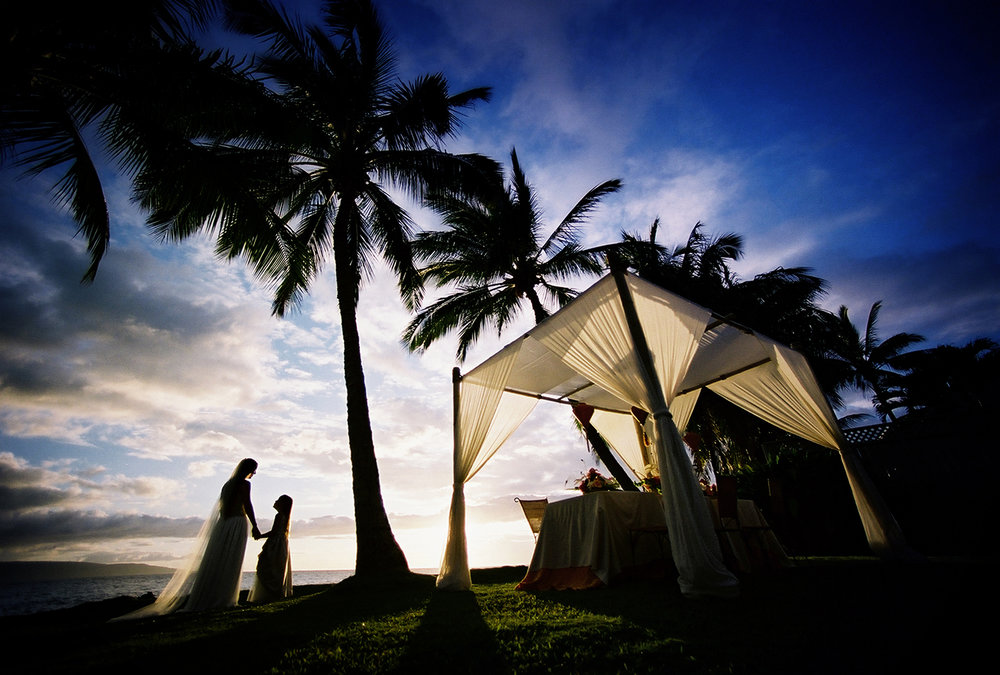 MUSE Bride Editorial Maui