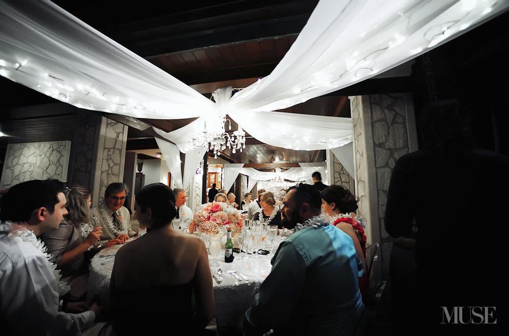 MUSE Bride Wedding Paiko Detail