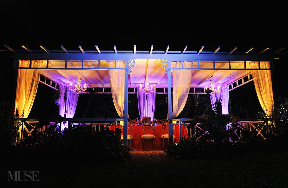 MUSE Bride Editorial Melana Gardens