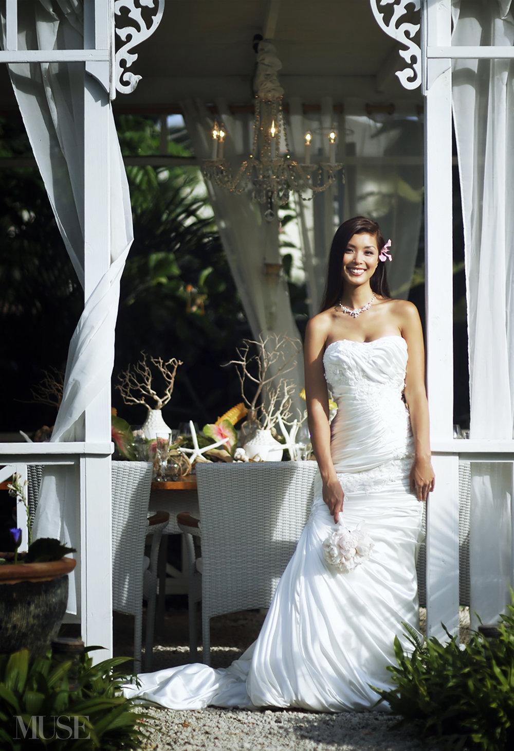 MUSE Bride Editorial Maleana Gardens