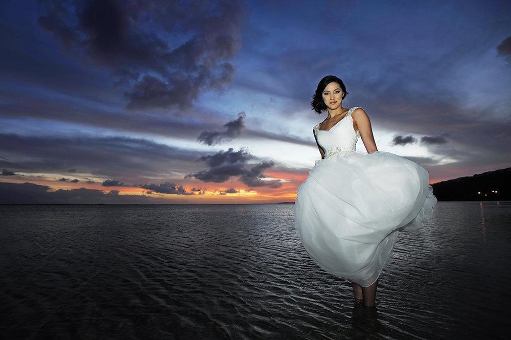 MUSE Bride Paiko Beach