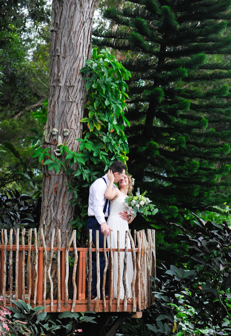 Alohilani Weddings - Elopement Waipio
