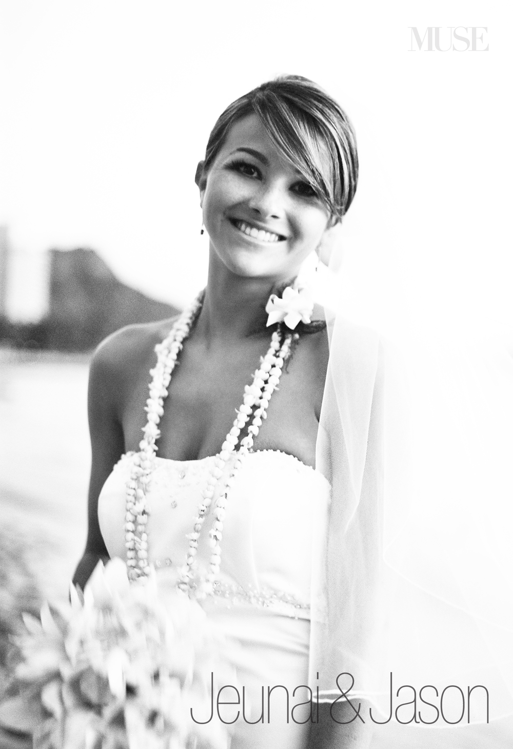 MUSE Bride - Waikiki Wedding