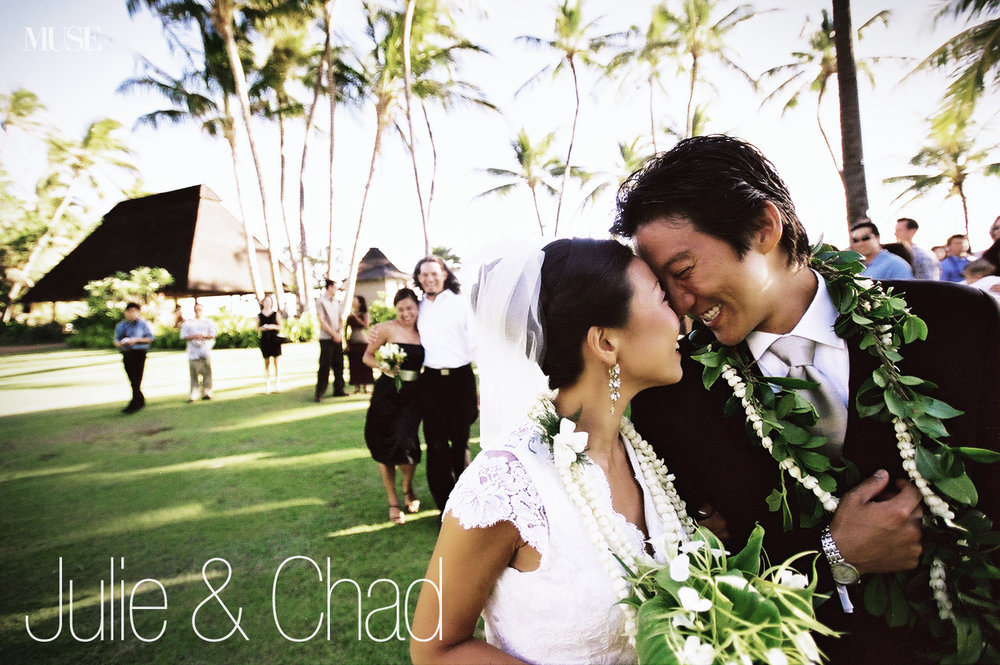 MUSE Bride - Lanikuhonua Wedding