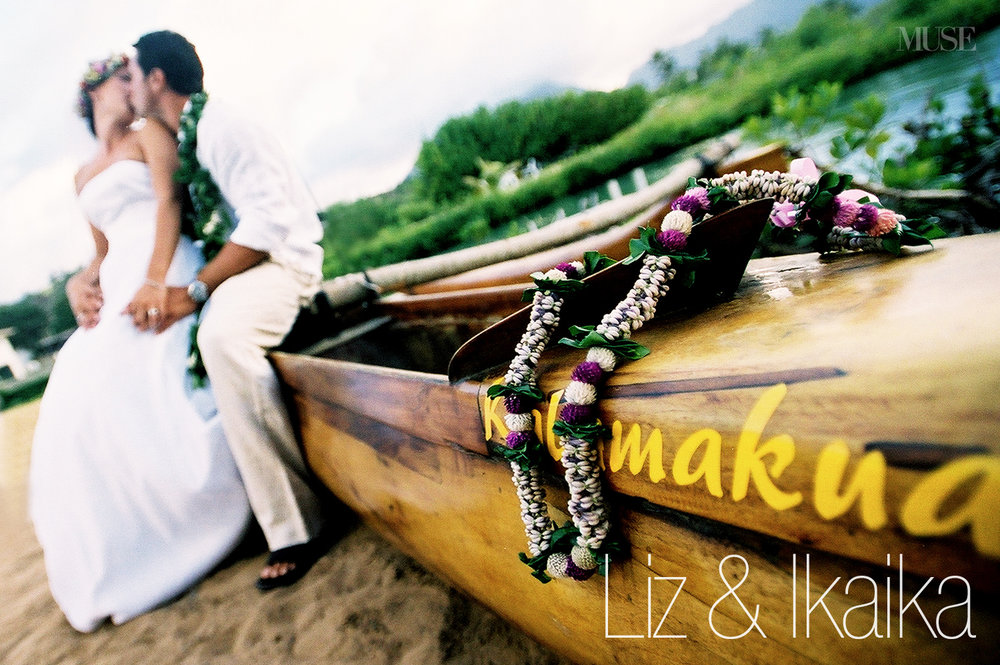 MUSE Bride Erick Rhodes Photography East Oahu Wedding