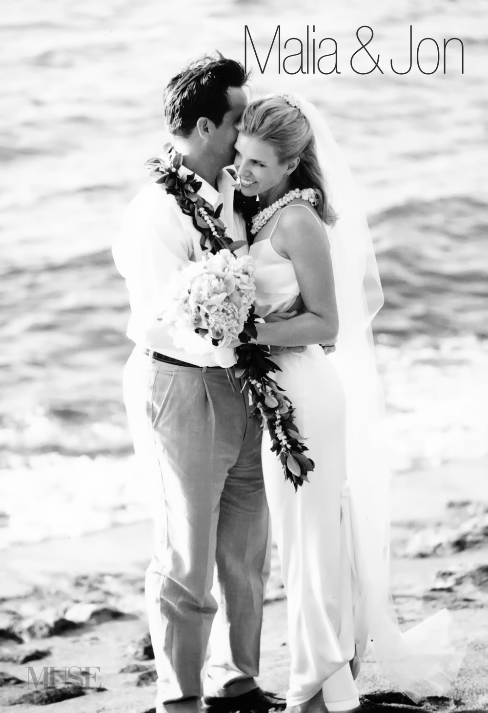 MUSE Bride Erick Rhodes Photography Kona Village Wedding