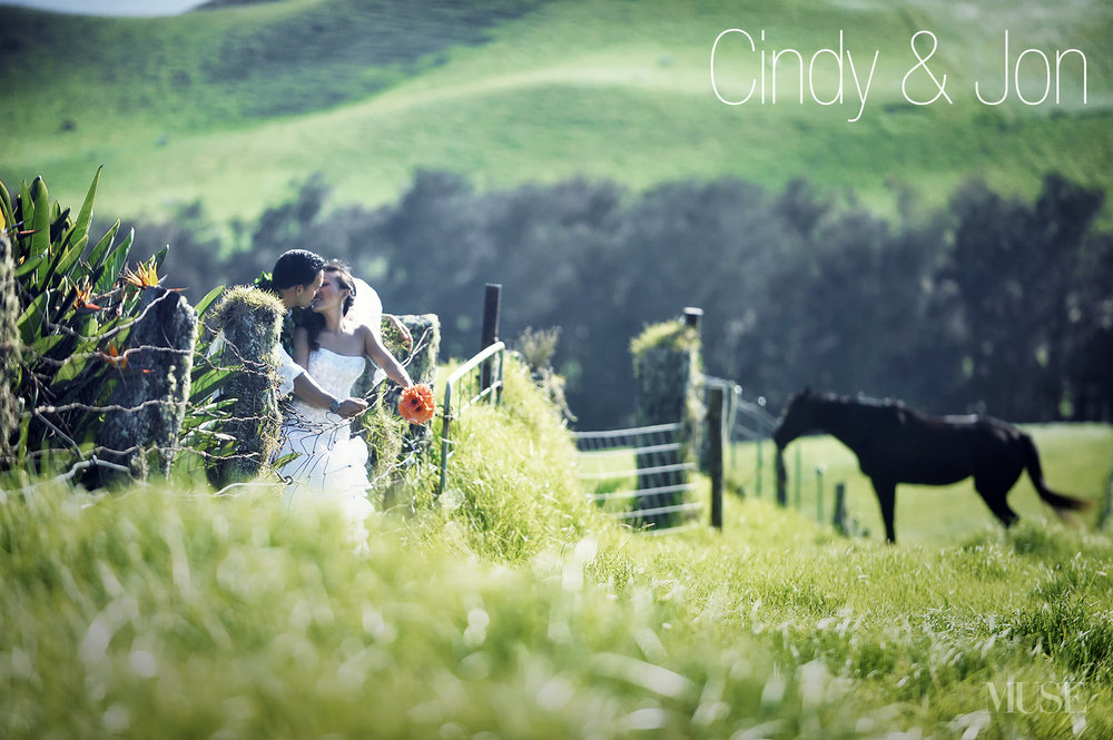 MUSE Bride Erick Rhodes Photography Kahua Ranch