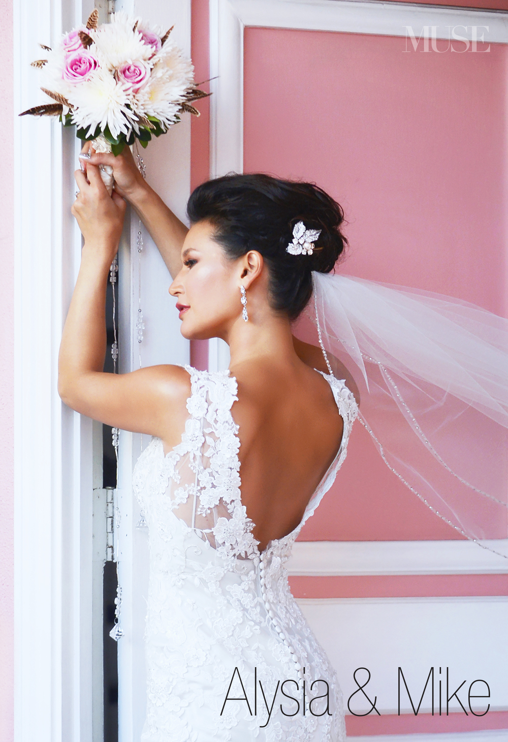 MUSE Bride - Pink House