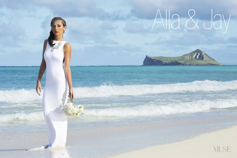 MUSE Bride Erick Rhodes Photography Editorial with Alla