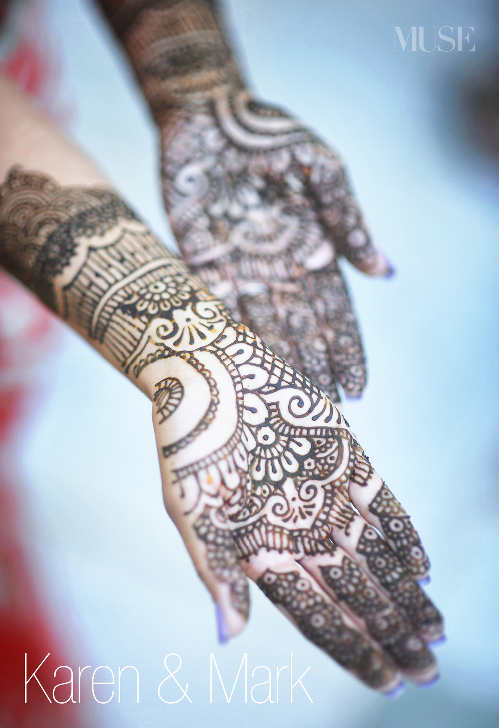 MUSE Bride Erick Rhodes Photography Indian Wedding