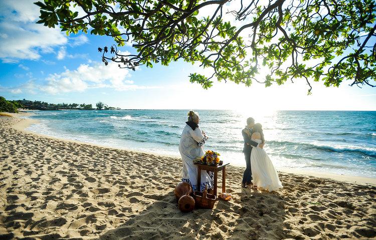 Alohilani Weddings - Kukio