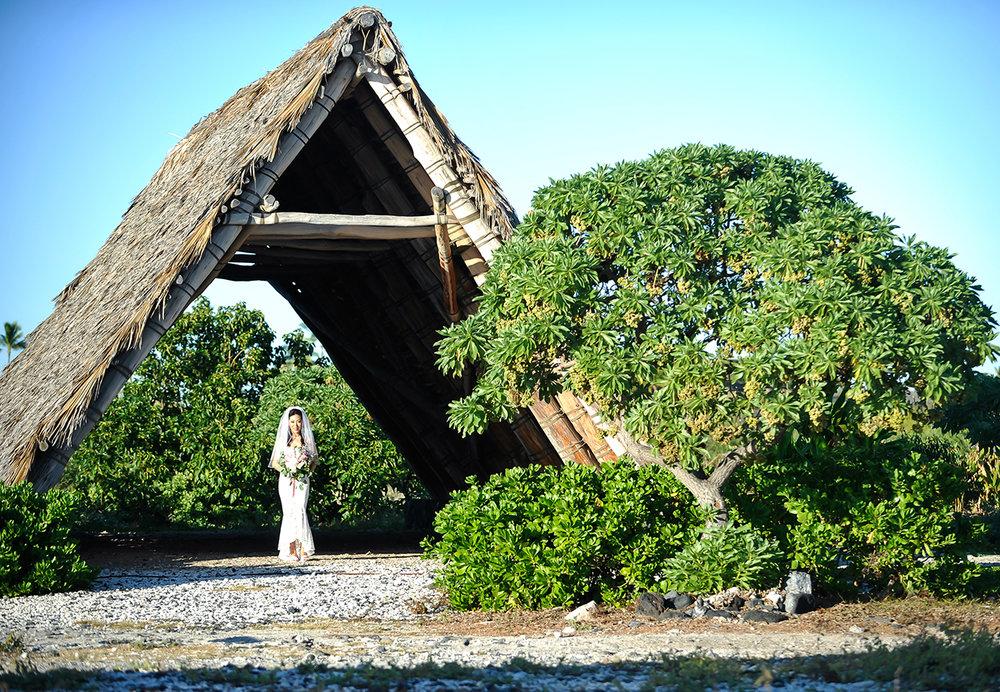 Alohilani Weddings - Kohanaiki